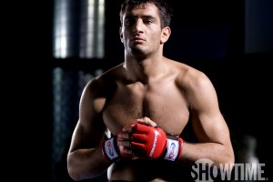 Gegard Mousasi (Esther Lin/STRIKEFORCE)
