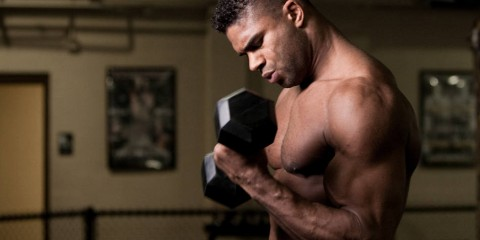 Alistair Overeem (Credit: Strikeforce)