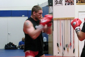 Todd Duffee (Rob Tatum/The MMA Corner)