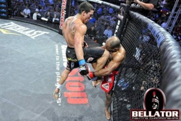 Photo courtesy of Bellator Fighting Championships