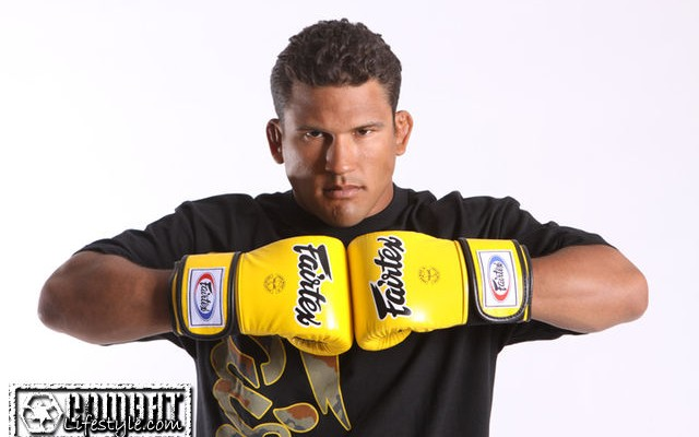 Tyson Griffin (Tracy Lee/Combat Lifestyle)