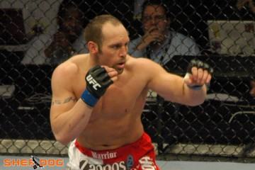 Is Shane Carwin ranked too high? (Photo: Sherdog.com)