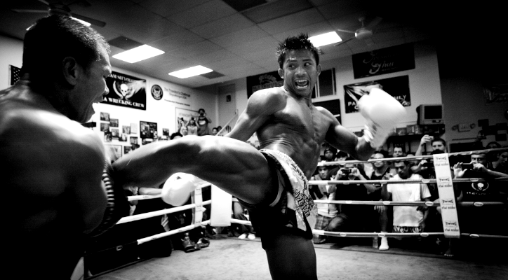 Buakaw Por Pramuk (Chad Hill Photo)