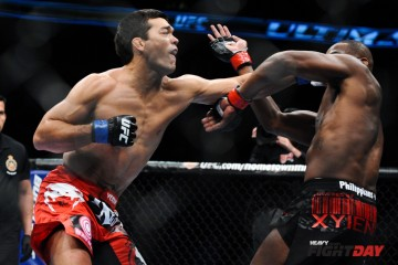 Jon jones vs. Lyoto Machida UFC 140-9