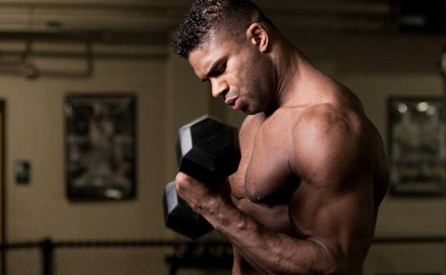 Alistair Overeem (Esther Lin/Strikeforce)