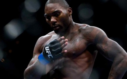 Anthony Johnson (Esther Lin/MMAFighting)