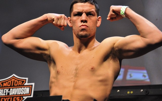 Nate Diaz (Rob Tatum/The MMA Corner)