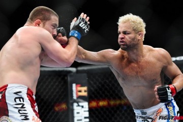 Koscheck (R) (James Law/Heavy MMA)