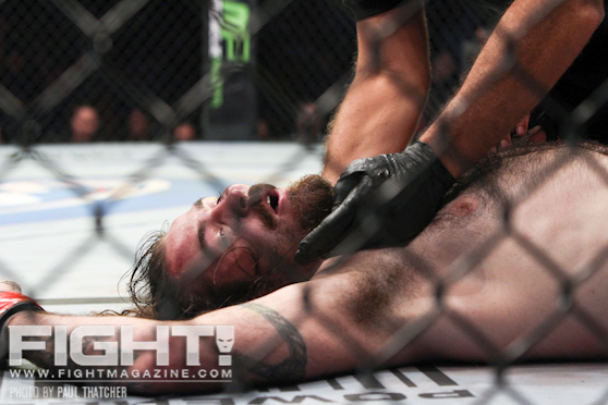 Cody McKenzie (Paul Thatcher/Fight! Magazine)