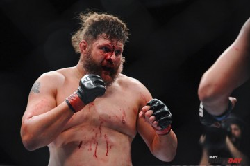 Roy Nelson (James Law/Heavy MMA)
