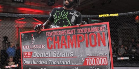 Daniel Straus (Bellator Fighting Championship)