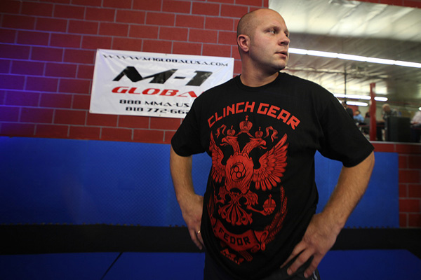 Fedor Emelianenko (M-1 Global)
