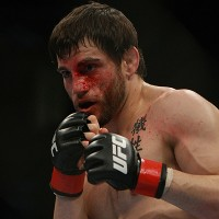 Fitch reminded everyone that he's still a threat at 170 pounds (Dave Mandel/Sherdog)
