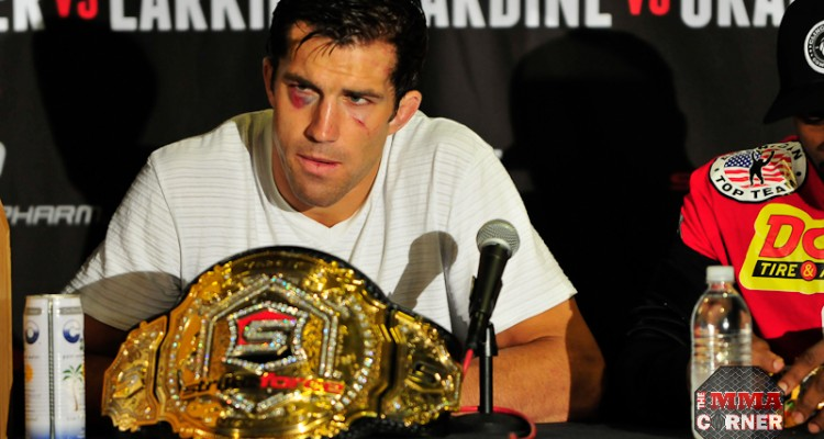 Luke Rockhold (Phil Lambert/The MMA Corner)