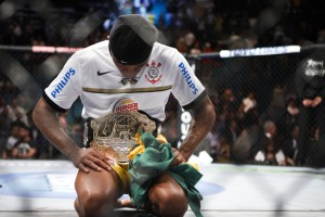 Anderson Silva (Esther Lin/MMA Fighting
