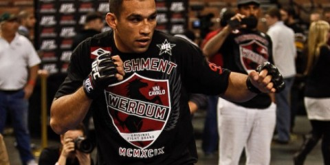 Werdum handled Russow at UFC 147, but it wasn't enough for him to climb the rankings (Sherdog)