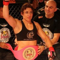 Vanessa Porto captures gold at Pink Fight 2 (Facebook/Vanessa Porto)