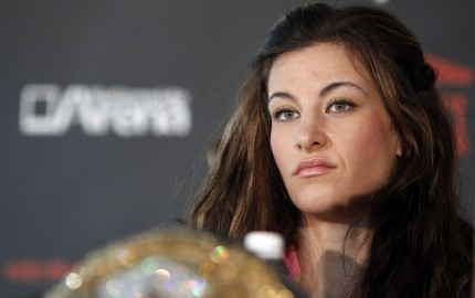 Miesha Tate (Esther Lin/Showtime)