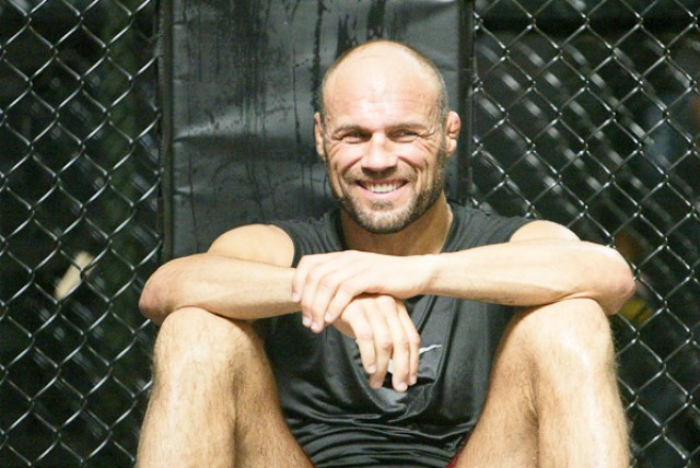 Randy Couture (Jeff Sherwood/Sherdog)