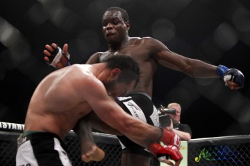 Ovince St. Preux (R) (Esther Lin/All Elbows)