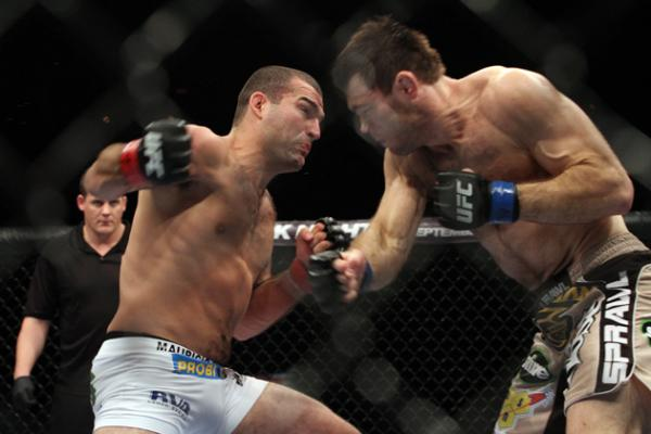 Mauricio &quot;Shogun&quot; Rua vs. Forrest Griffin 2