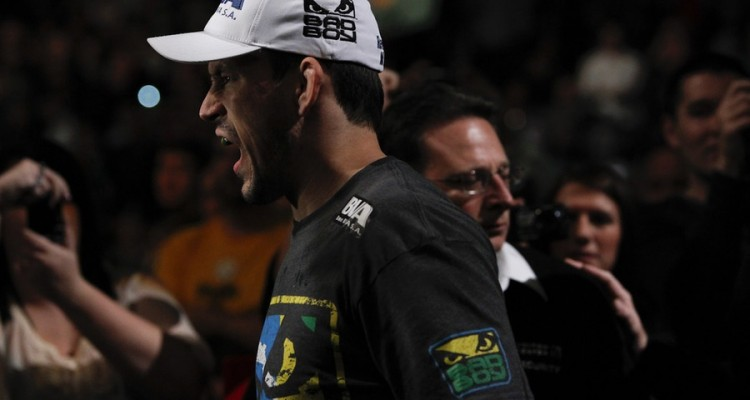 Demian Maia (Esther Lin/MMA Fighting)