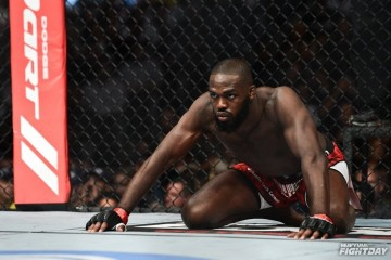 No. 1-Jon Jones will defend his title at UFC 165 (James Law/Heavy MMA)