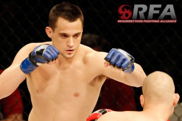 James Krause (Resurrection Fighting Alliance)