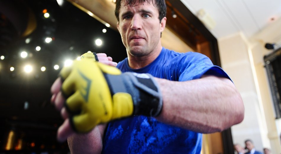 Chael Sonnen (James Law/Heavy MMA)