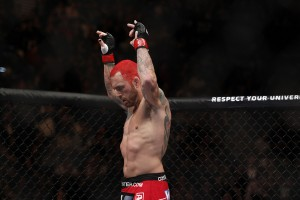 Chris Leben (Esther Lin/MMA Fighting)