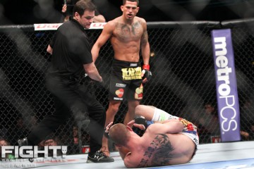 Anthony Pettis may have earned a title shot with his victory over Donald Cerrone (Paul Thatcher/Fight! Magazine)