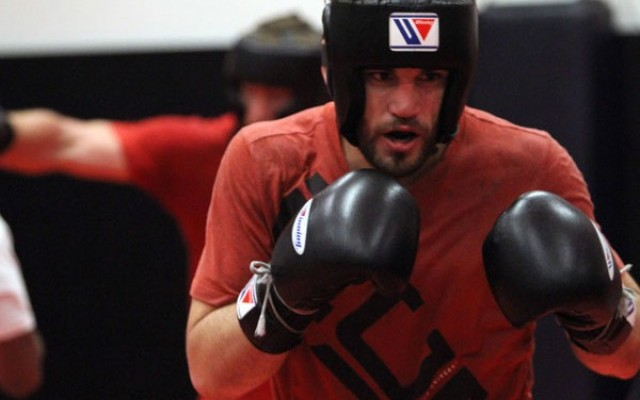Jon Fitch (Jeff Sherwood/Sherdog)