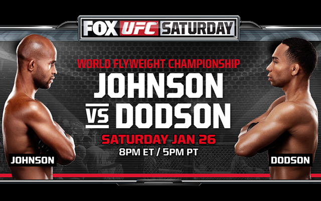 UFC on Fox 6 (Fox Sports/Zuffa, LLC)