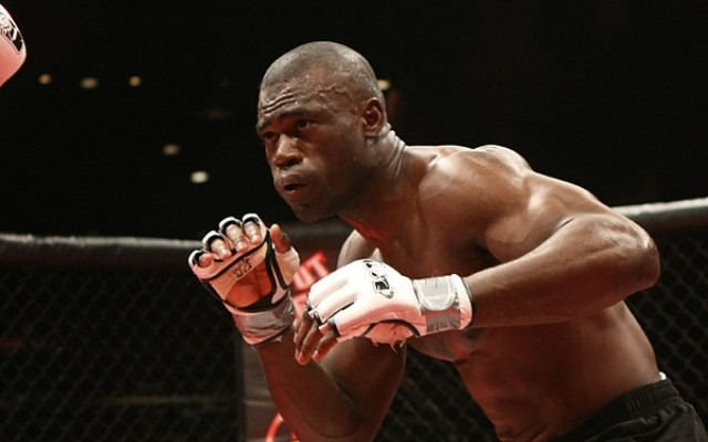 Uriah Hall (Keith Mills/Sherdog)