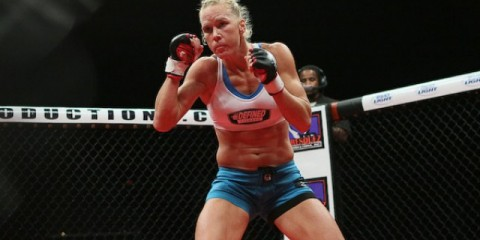 Holly Holm (Wilson Fox/Sherdog)