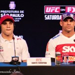 UFC on FX 7 Press Conference (Patrick Formosinho/Dentro do Ringue)