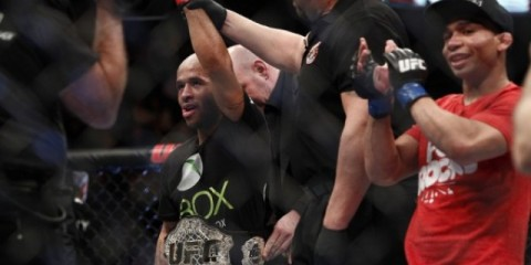 Demetrious Johnson vs John Dodson