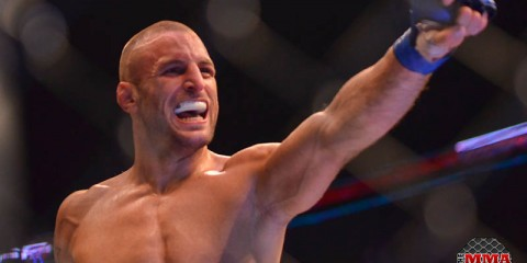 Tarec Saffiedine (Jerry Chavez/The MMA Corner)