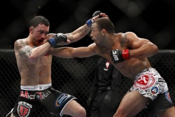 Jose Aldo vs Frankie Edgar
