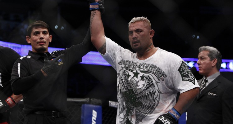 Mark Hunt (Esther Lin/MMA Fighting)