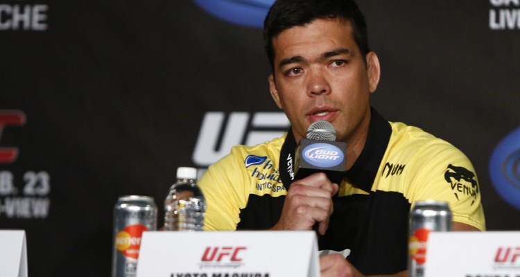 Lyoto Machida (Esther Lin/MMA Fighting)