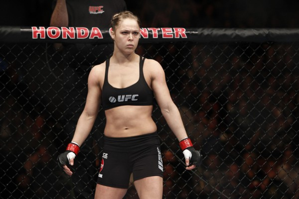 Ronda Rousey (Esther Lin/MMA Fighting)