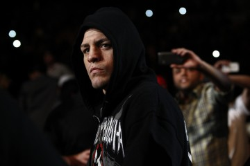 Nick Diaz (Esther Lin/MMA Fighting)