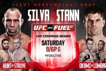 UFC on Fuel TV 8 (Zuffa, LLC)
