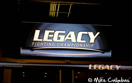 Legacy Fighting Championship (Mike Calimbas)