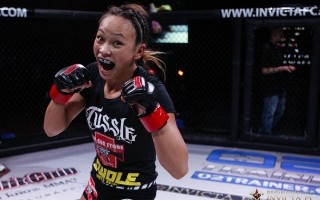 Michelle Waterson (Esther Lin/Invicta FC)