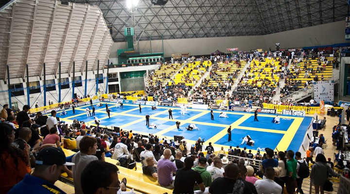 BJJ Competition (Dan Rod/Gracie Mag)