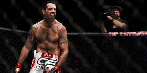 Matt Brown (Esther Lin/MMA Fighting)