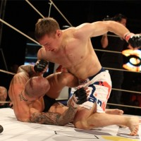 Piotr Hallman (top) (Tim Leidecker/Sherdog)