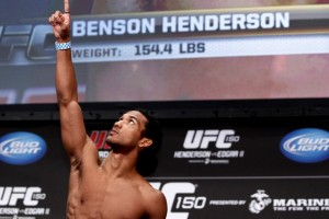 Benson Henderson (Esther Lin/MMA Fighting)